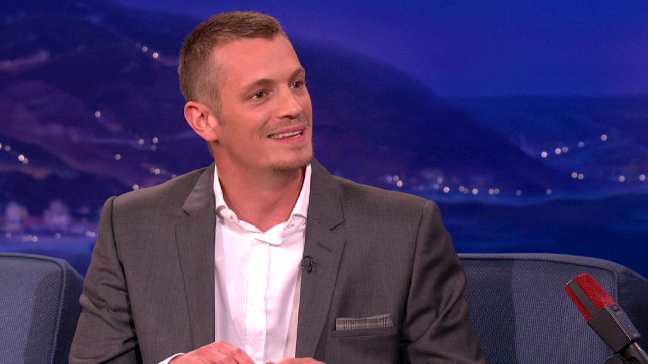 Joel Kinnaman S Embarrassingly Proud Papa Team Coco