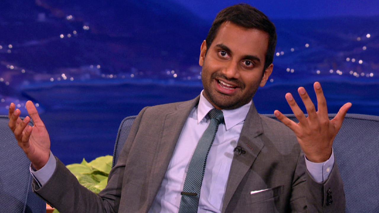 Aziz thinks texting ruined dating
